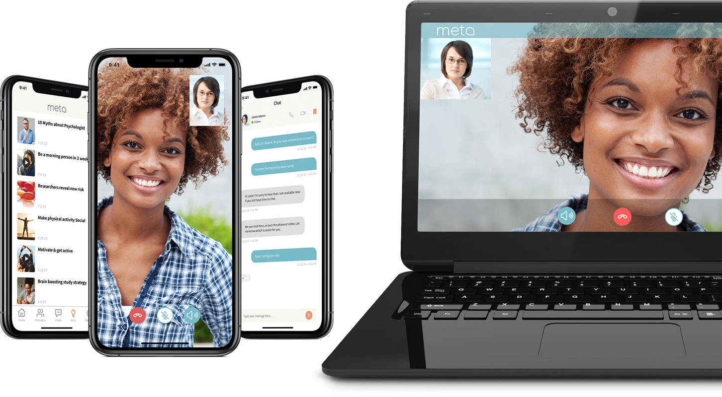 Computer Video Chat
