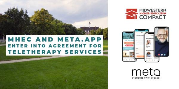 MHEC Awards Sponsorship Agreement to META Teletherapy